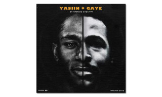 Download the Yasiin Bey x Marvin Gaye Mashup Album 'Yasiin Gaye – The Departure: Side One' from Amerigo Gazaway