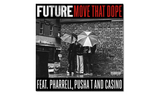 "Future Debuts New Single ""Move That Dope"" featuring Pharrell, Pusha T and Casino"