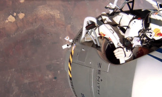 GoPro Presents the Full Story of Felix Baumgartner's Jump From the Edge of Space
