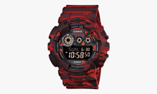 "G-Shock GD-120CM-8JR ""Camouflage"" Series"