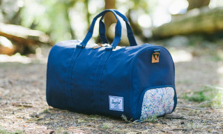 Herschel Supply Co. for Liberty of London Spring 2014 Collection