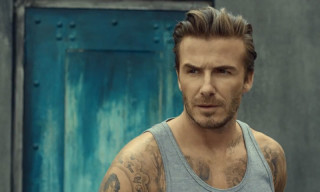 Watch David Beckham Jump From Roof to Roof for His New H&M Campaign Film