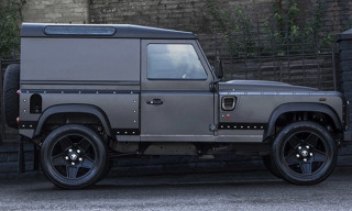 "Land Rover Defender ""Chelsea Longnose"" by Kahn Design"