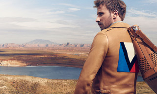 "Louis Vuitton presents ""Desert Philosophies"" with Matthias Schoenaerts"