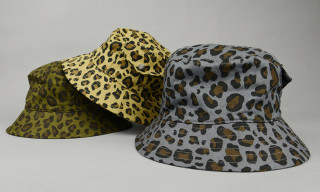 Maiden Noir Spring 2014 Leopard Headwear Collection
