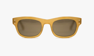 "Moscot Special Edition NEBB ""Golden Olive"""