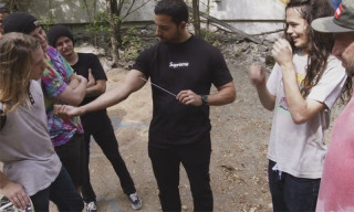 """Watch """"Needle"""" by Harmony Korine for Supreme featuring Mark Gonzales and David Blaine"""