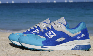 "Nice Kicks x New Balance CM1600 ""Grand Anse"""