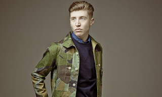 Nigel Cabourn Spring 2014 Style Guide by End