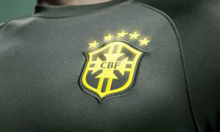 Nike Design Brazil's National Football Team Kit