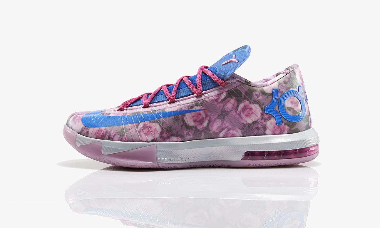 Nike Kd Vi Aunt Pearl Highsnobiety
