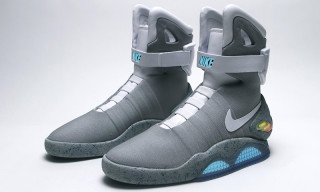 Nike's Tinker Hatfield Touts 2015 Arrival for Marty McFly's Power Laces