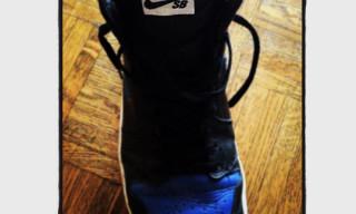 Nike SB x Air Jordan 1 Teaser