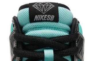 Nike SB x Diamond Dunk High Collection