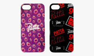 Patta x Uncommon Spring 2014 iPhone 5/5s Cases