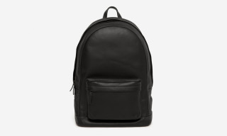PB 0110 Leather CA 6 Backpack