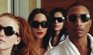 Pharrell Williams Reveals Tracklist of his New Album 'G I R L'