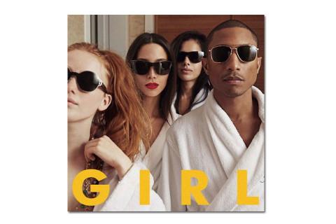 Stream Pharrell Williams' New Album 'G I R L'