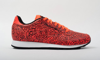 Reebok Classic x Keith Haring Spring/Summer 2014 Collection
