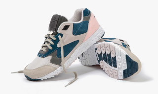Reebok Classic x Garbstore 'Experimental Color Transmission' Collection