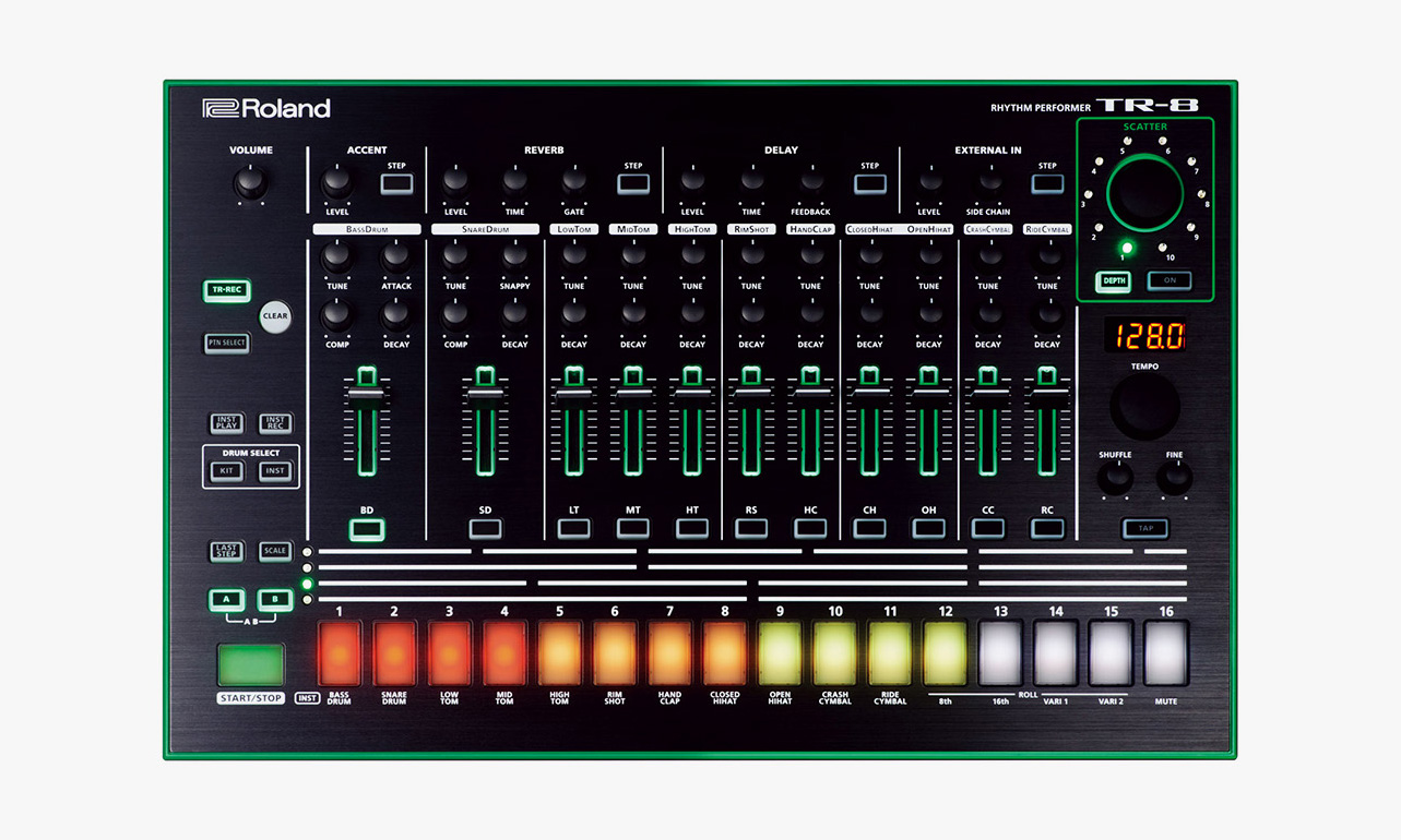 Roland Launches New Versions Of Its Iconic 808 909 And