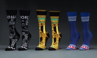 Stance x Santigold Spring 2014 Sock Collection