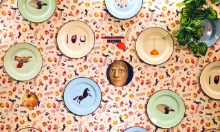 'Toiletpaper' x Seletti Tableware Collection