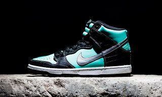 """The Campers of Melrose: 48 Hours for the Nike Dunk High Premium SB """"Diamond"""""""