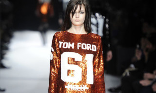 Tom Ford Knocks Off Jay Z at London Fashion Week Fall/Winter 2014