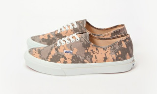 Vans x Beauty & Youth Digi Camo Pack