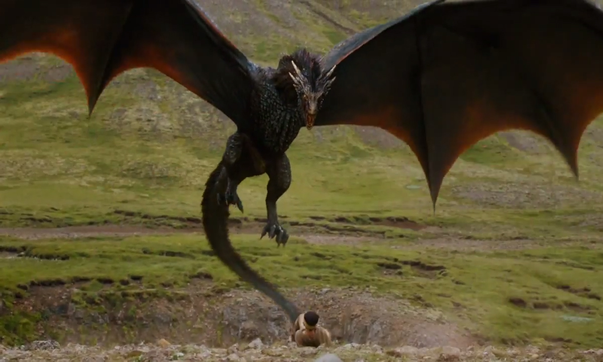 Watch the 'Game of Thrones' Season 4 Featurette | Highsnobiety Game Of Thrones Dragons Season 5