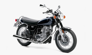 Yamaha Unveils the 2015 SR400