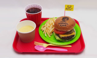 Andy Warhol Pop-Up Cafe in Tokyo