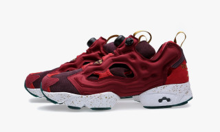 "Reebok x END. Insta Pump Fury ""Claret"""
