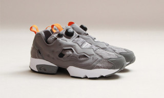 Reebok x mita Insta Pump Fury OG Grey/Orange