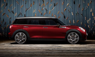 MINI Unveils the Clubman Concept