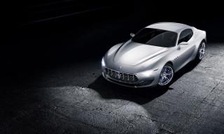 Maserati Unveils Alfieri Concept Car