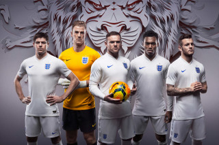Nike Unveils England Football Kit for 2014 World Cup  265e40075
