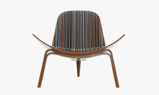 Paul Smith 50th Anniversary Carl Hansen & Søn Shell Chair