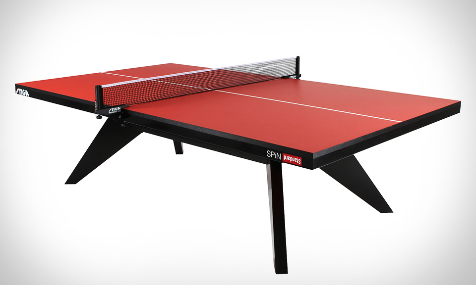 Spin standard ping pong table highsnobiety for Table ping pong
