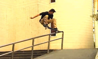 "Thrasher presents Brian Peacock in ""Something Sinister"""