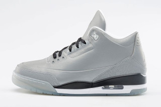 "Air Jordan 3Lab5 ""Reflect Silver"""