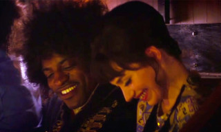 A First Look at Andre 3000 as Jimi Hendrix in 'All Is By My Side'