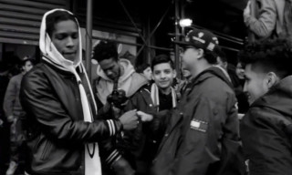 "Watch the Official Video for A$AP Rocky's ""Riot Rave"" featuring Baauer"