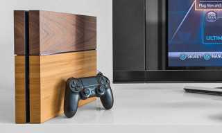 Balolo Introduces a Wooden Cover for the PlayStation 4