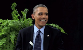 Zach Galifianakis Interviews President Obama on 'Between Two Ferns'