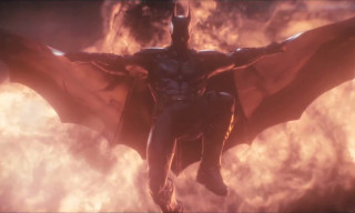 """Watch the Official 'Batman: Arkham Knight' Announcement Trailer """"Father to Son"""""""