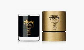 Stussy Deluxe x Baxter of California Candle