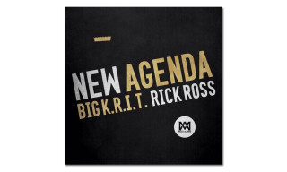 "Listen to Big K.R.I.T.'s ""New Agenda"" featuring Rick Ross"