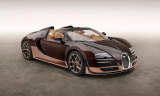 "Bugatti Legends Veyron 16.4 Grand Sport Vitesse ""Rembrandt Bugatti"""